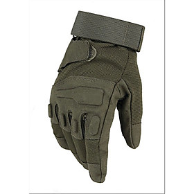 Black Hawk Tactical Gloves Mens Riding Sports Motorcycle Gloves Special Forces Combat Antiskid Gloves 5113841