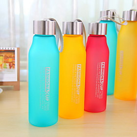 Portable Leak Proof Pure Color Water bottle 5104766
