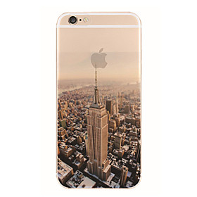 novo padrão york TPU suave para iphone 6s 6 mais 4500144