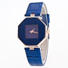 New Arrival Foreign Trade Popular Geometric Simple High Quality Leather Watch For Women 5065969