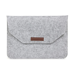 Sleeves Envelope Case Solid Colored Textile for Macbook Pro 15-inch / MacBook Air 13-inch / Macbook Pro 13-inch