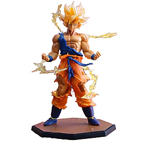 Anime Action Figures Inspired by Dragon Ball Cosplay PVC 17 CM Model Toys Doll Toy 4880452
