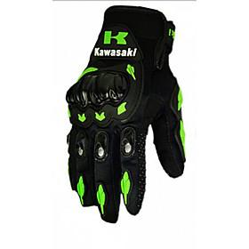 Motorcycle Gloves Full Finger Slip UV Breathable Wear Shock 5114038
