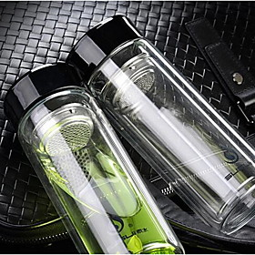 Plain Water Glass Elegant Glass Sushi Business Promotional Gift Cup Elegant 5099135