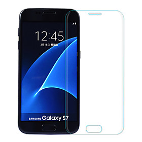 ASLING 2.5D Curved edge Explosion-proof Tempered Glass Screen Film for Samsung S7 with Electroplated 5086928