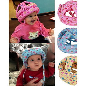 Baby Safety Helmet Headguard No-Bumps Adjustable Head Protector