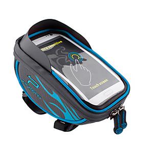 Promend Bolsa para Bicicleta 1.5Cremallera a prueba de agua / Banda reflectante / Móvil/Iphone / A Prueba de Golpes / Listo para vestir 5120341