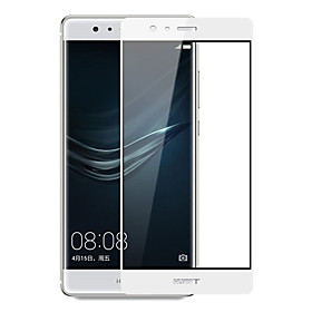 for Huawei P9 Plus Tempered Glass Film Front Premium Full Cover Screen Protector Glass Film for Huawei P9 5.2 inch 5074811