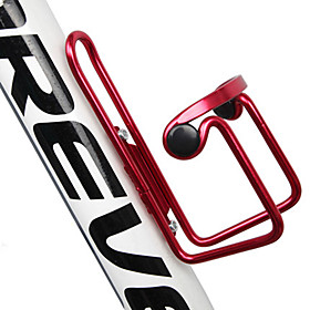 Lightweight Aluminum Alloy Bicycle Water Bottle Cage Holder for Outdoor Activities 5100208