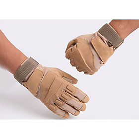 Full Finger Gloves, Riding Motorcycles, Racing Cars, Outdoor Sports Off Road Motorcycle Gloves 5152765