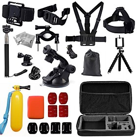 Accessories For GoProFront Mounting / Anti-Fog Insert / Monopod / Tripod / Gopro Case/Bags / Screw / Buoy / Suction Cup / Adhesive Mounts 5150833