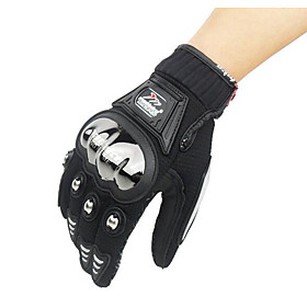Motorcycle Granted Full Finger Gloves Drop Resistance Nontoxic Slip Resistant Breathable Waterproof And Shockproof 5169069