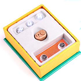 høj kvalitet personlig bedste lyd forstærker justerbar tone mini usynlig ITE-høreapparat audiphone 2875576