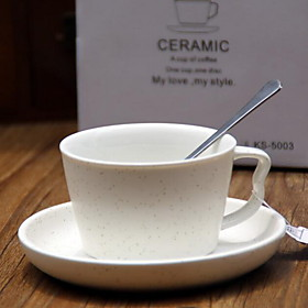 Coffee Cup Ceramic And Saucers Scented Tea Cups 5165140
