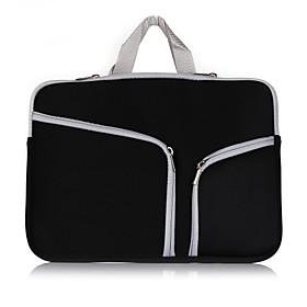 The New Double Zipper Pocket Handbag for MacBook AIR11.6/13.3 Air/13.3 Retina/13.3 Pro 5155526