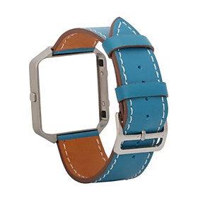 Feitong New Arrival High Quality Luxury Genuine Leather Watch band Wrist strap For Fitbit Blaze Smart Watch 5153775
