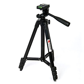 Buy Black camera tripod photography four section aluminum alloy stents camera digital SLR camera tripod Before Special Offer Ends