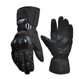 Ski Warm Gloves Windproof Electric Car Racing Motorcycle Gloves Rain Cold Winter Full Finger 5181340