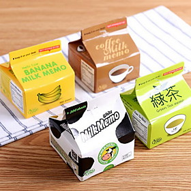 Creative Milk Box Extract Post-It Notes 5151663
