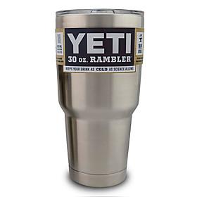 Yeti Rambler Tumbler Stainless Steel 30 oz 5184455