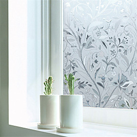 Window Film  Stickers Decoration Contemporary Art Deco PVC/Vinyl Window Film