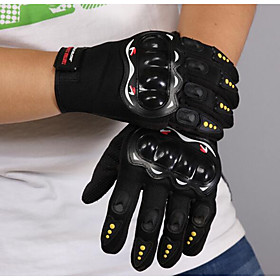 Full Finger Cycling Gloves Nontoxic Odorless Water Resistant Breathable Slip Drop Resistance 5173081