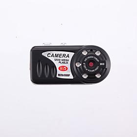 1080P DVR HD Mini Thumb DV Camera Digital Camera Recorder Night Vision 6 LED IR Light 1444430