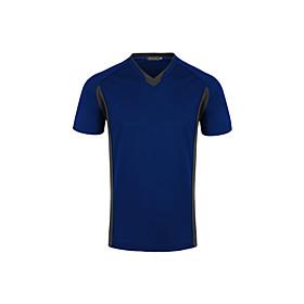 Running T-shirt / Sweatshirt men's Short Sleeve Breathable / Quick Dry / Sweat-wicking / Compression Nylon 5172921