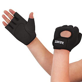 Sports Gloves Bike Gloves / Cycling Gloves Moisture Permeability Breathable Wearproof Anti-skidding Reduces Chafing Shockproof Fingerless 4249580