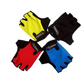 Spring Half-Finger Gloves Fitness Slip Outdoor Climbing Gloves Riding Gloves Wear Motorcycle Racing 5211199
