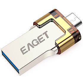 Eaget v90 64GB USB3.0 OTG Flash Drive Pen Drive 4611