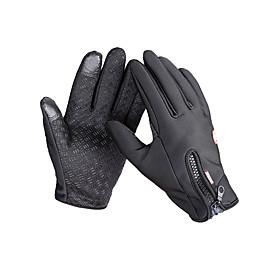 Ski Gloves Full-finger Gloves / Winter Gloves Men's / Unisex Activity/ Sports Gloves Keep Warm / Anti-skidding GlovesSki  Snowboard / 5204491