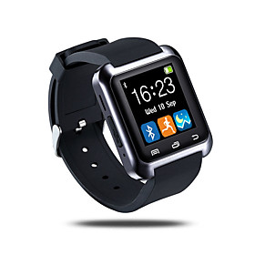 Smartwatch for iOS / Android Long Standby / Hands-Free Calls / Touch Screen / Distance Tracking / Pedometers Activity Tracker / Sleep Tracker / Sedentary Remin