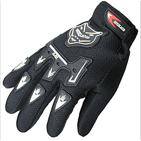 Full Finger Unisex Motorcycle Gloves Cloth Breathable Non-slip Protective Sports 5173122