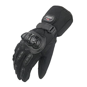 Motorcycle Gloves Nontoxic Odorless Water Resistant Breathable Slip Drop Resistance 5173078