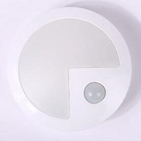 Body Sensor Night Light USB Charging Bedroom Corridor Intelligent Light Control Led Wall Lamp 5217267