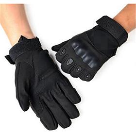 Outdoor, Motorcycle Full Finger Gloves, Prevent Slippery 5219092