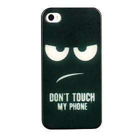 iphone 7 più iPhone 5 / iphone 5s compatibile disegno / bagliore nel buio di copertina speciale 2880723