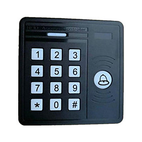 KS168 Access Control Induction Electronic Access Control Machine Independent Single Control Control System 5152728