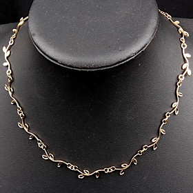 Women's Layered Choker Necklace - Fashion Cute Necklace Jewelry For Daily, Casual, Work