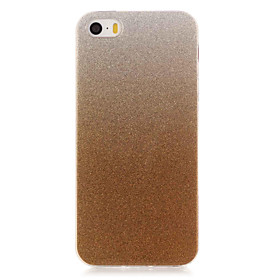 Per Custodia iPhone 6 \/ Custodia iPhone 6 Plus IMD Custodia Custodia posteriore Custodia Glitterato Morbido TPU AppleiPhone 6s Plus\/6
