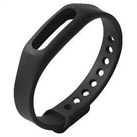 Replacement Wristband Band Strap  Metal Buckle For Xiaomi Mi Band 1/1S Bracelet 5234538