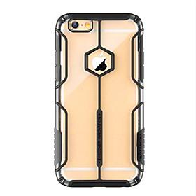 Per Ultra sottile \/ Other Custodia Antiurto Custodia Con logo Apple Resistente PC Apple iPhone 6s Plus\/6 Plus \/ iPhone 6s\/6