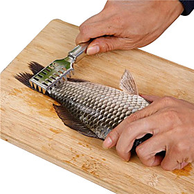 Stainless Steel Cutter  Slicer Creative Kitchen Gadget Kitchen Utensils Tools Fish