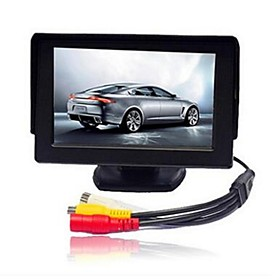 4.3 inch TFT-LCD Car Reversing Monitor for Car