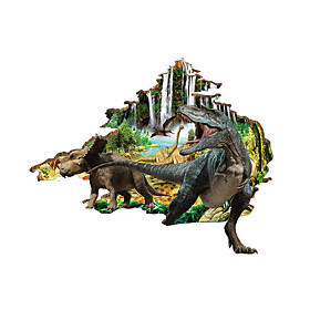 3D Wall Stickers Wall Decals Style Dinosaur PVC Wall Stickers 5239179