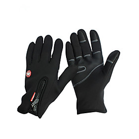 Cycling Gloves Full Finger Warm Soft Keep Warm Full Finger Bike Bicycle Mittens Windproof Thermal Winter 2164731