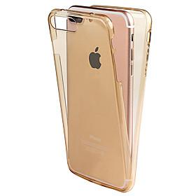 Per Other Custodia Integrale Custodia Tinta unita Morbido TPU Apple iPhone 7 Plus \/ iPhone 7 \/ iPhone 6s Plus\/6 Plus \/ iPhone 6s\/6
