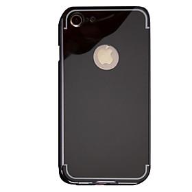Per A specchio Custodia Custodia posteriore Custodia Tinta unita Resistente Metallo AppleiPhone 7 Plus \/ iPhone 7 \/ iPhone 6s Plus\/6 Plus