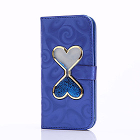 Case For Apple iPhone 8 / iPhone 8 Plus / iPhone 7 Wallet / Card Holder / with Stand Full Body Cases Solid Colored Hard PU Leather for iPhone 8 Plus / iPhone 8